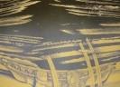 Петров-Камчатский В.Н. Сёстры. Средняя часть триптиха. 1989. Бумага, цветная литография. 52,5х72,5. КП-1046, Г-692